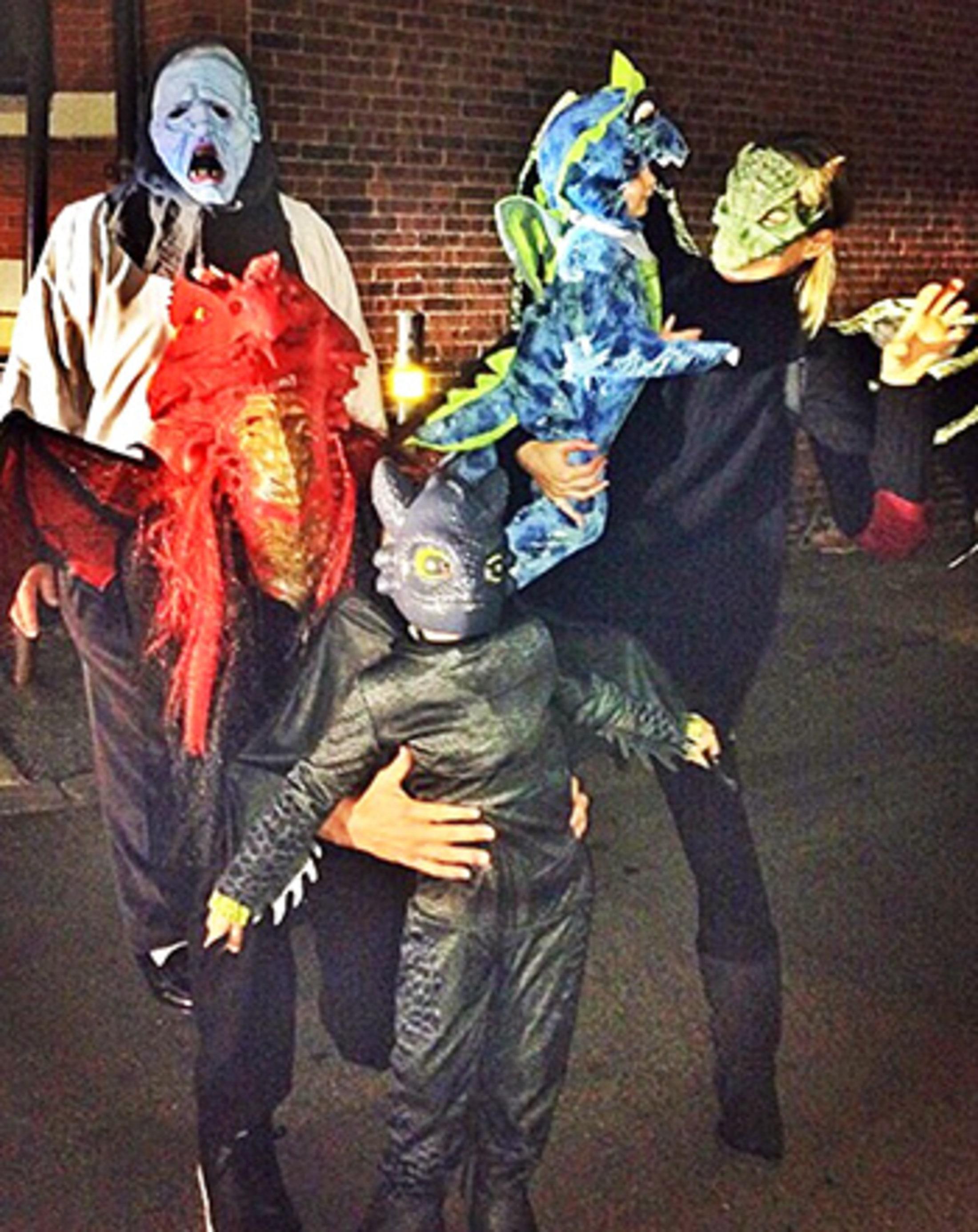 Звездный хэллоуин фото 4