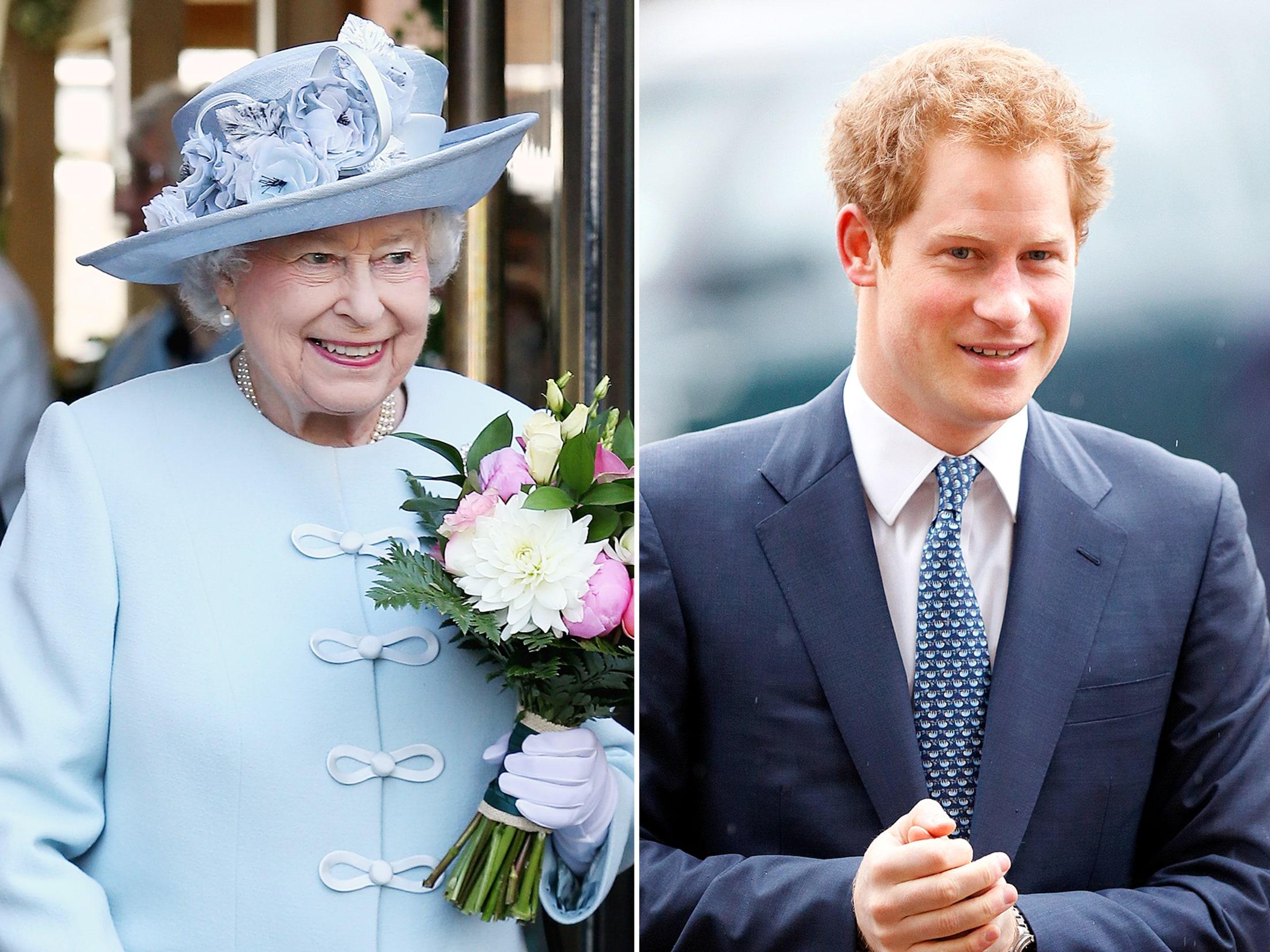 Принц Гарри собирается познакомить свою девушку скоролевой