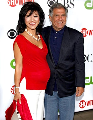 early show host julie chen welcomes a son us weekly