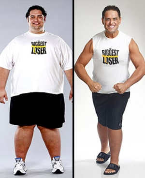 contestants on the biggest loser asia | Muller Activa