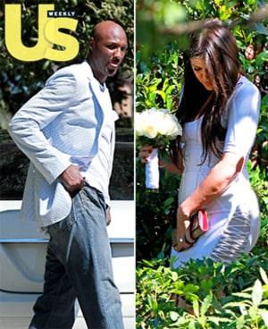 Khloe Kardashian Lamar Odom Renew Their Wedding Vows