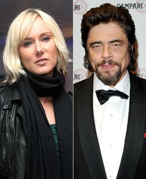 Kimberly Stewart, Benicio del Toro Name Baby Girl Delilah ...