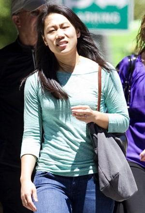 Priscilla chan zuckerberg on may 23 2012 in palo alto california