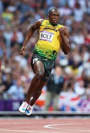 Usain Bolt Wins Gold in 200-Meter Race - Us Weekly