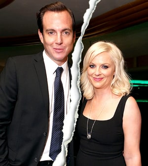 Amy Poehler, Will Arnett Separating After 9 Years - Us Weekly