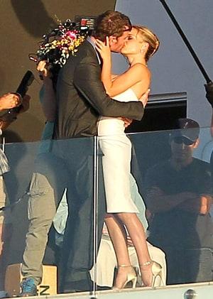 natalie portman michael fassbender get married kiss