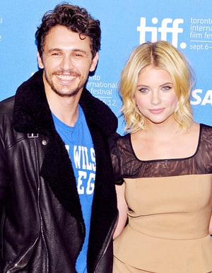 James Franco: I'm Not Dating Ashley Benson! - Us Weekly