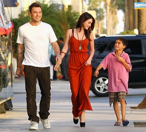 R Fox And Sons Megan Fox: Stepson Kas...