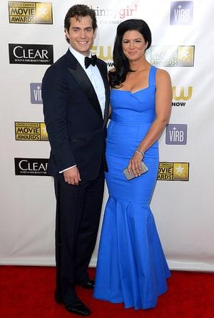 Henry Cavill Dating Gina Carano: Reports - Us Weekly