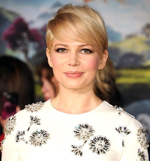 Michelle Williams Is Growing Out Her Short Hair - Us Weekly  Michelle Williams