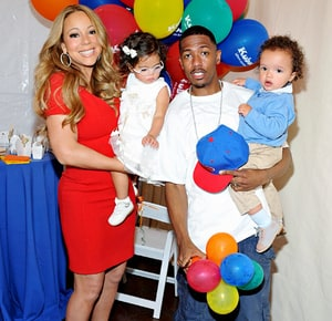 """Nick Cannon on His Twins' Impending Terrible Twos: """"I Got ..."""