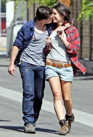 Josh Hutcherson Dating...