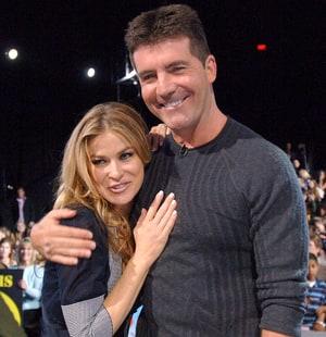 Carmen Electra Reacts To Ex Boyfriend Simon Cowell