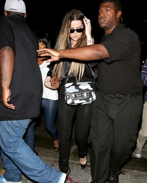 Khloe Kardashian Wears Ring Tweets Quot Not All Love Can Be