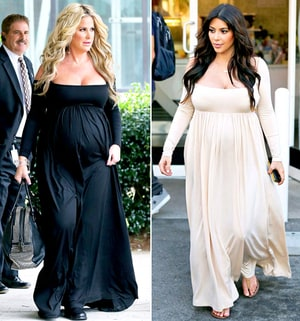 1 shoulder maxi dress kardashian