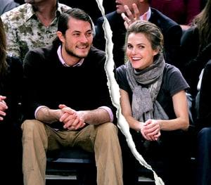 Keri Russell, Husband Shane Deary Split After Nearly Seven ...  Keri Russell, H...