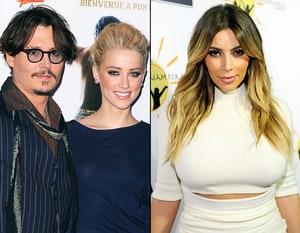 Johnny Depp Amber Heard Engaged