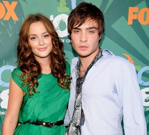 is chuck bass and blair waldorf dating in real life