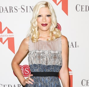 Tori spelling i thought dean mcdermott and i quot had a very very good