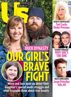 Duck Dynasty's Jase, Missy Robertson Talk Daughter Mia's Struggle With ...