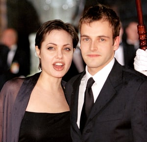 Angelina Jolie: Ex-Husband Jonny Lee Miller Is Still A ...