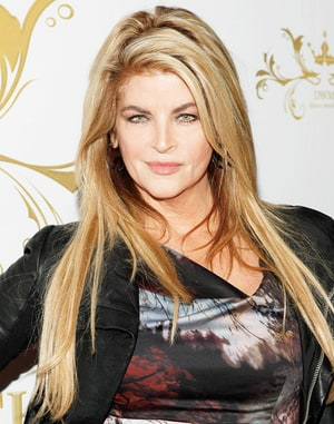 Kirstie Alley Celebrates 20 Pound Weight Loss Aiming For