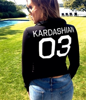Khloe Kardashian Shares Booty Shot in Tight Jeans: Picture - Us Weekly
