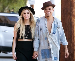 Ashlee Simpson, Evan Ross Married: Wedding Details! - Us ...