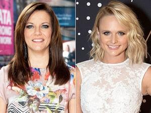 celebrity news martina mcbride miranda lambert slam keith hills sexist comments