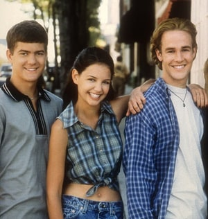 Dawson's Creek Shocker: Joey Almost Ended Up With Dawson ...