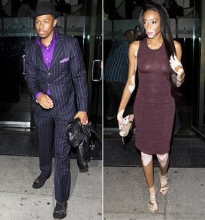 Who is nick cannon dating in Australia