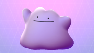 Ditto in Pokémon Go