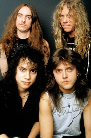 Metallica; Master of Puppets