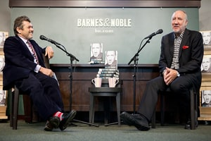 jann s wenner pete townshend the who barnes and noble