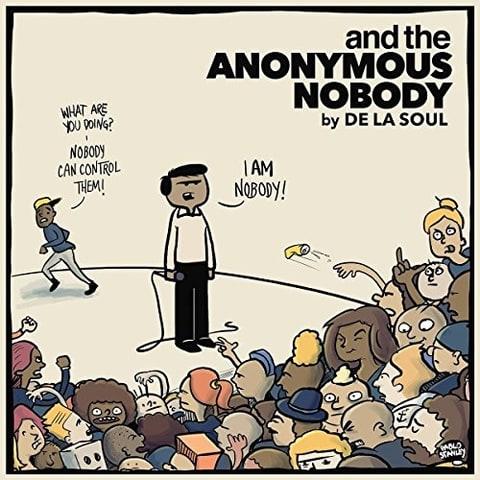 Review: De La Soul Still Pushing Boundaries on 'Anonymous Nobody' news