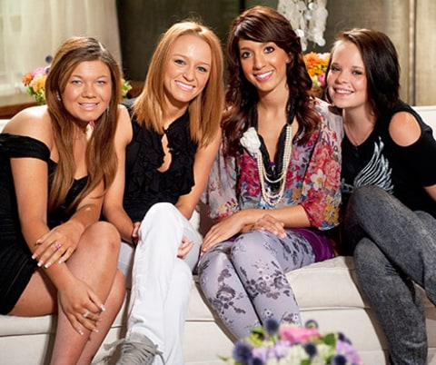 Teen Mom Cast video