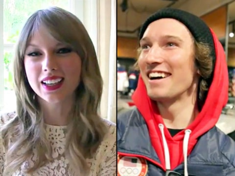 Taylor Swift Wishes USA Olympic Athletes Good Luck