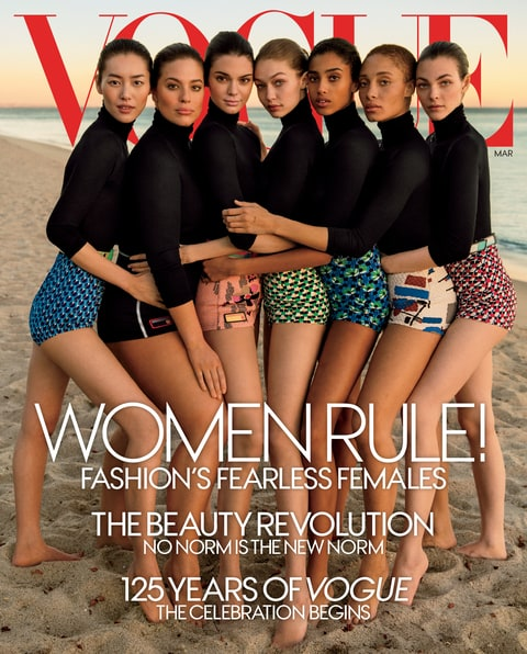 Ashley Graham defends Vogue cover pose amid Photoshop controversy