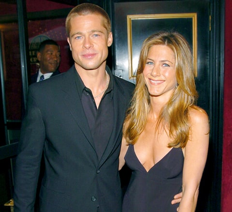 Remember when brad pitt and jennifer aniston split and we thought the