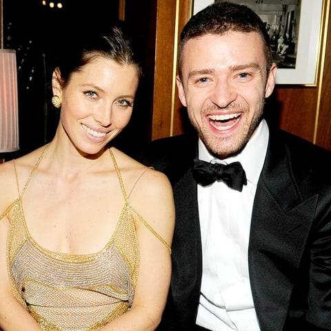 Justin Timberlake Jessica Biel Told Me About My Oscar Nomination
