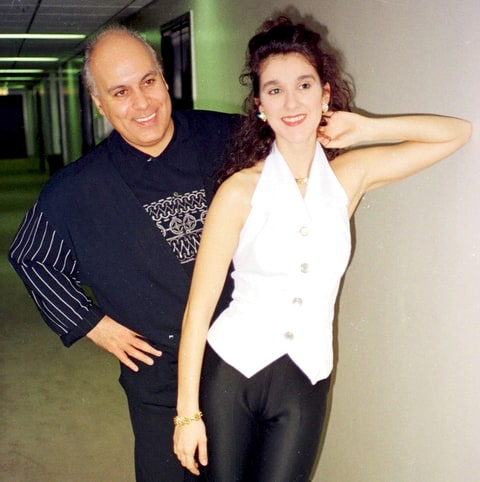 celine dion and rene angelil relationship counseling