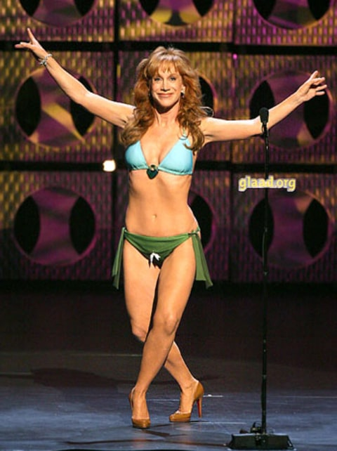 Kathy Griffin Body