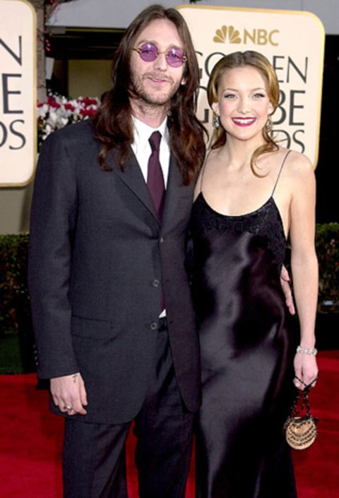 Kate Hudson and Chris Robinson | Stars Who Wed Too Young ...