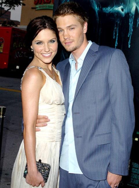 Sophia Bush and Chad Michael Murray | Stars Who Wed Too ...