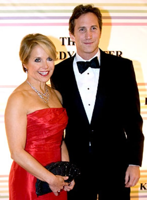 katie couric dating younger man