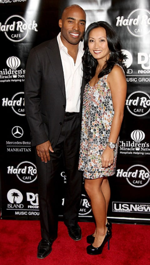 Tiki Barber S Pregnant Wife Quot Devastated Quot By Intern Affair