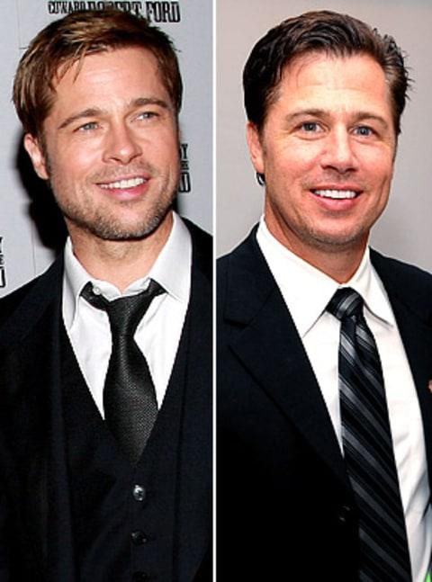 Brad Pitt Brother