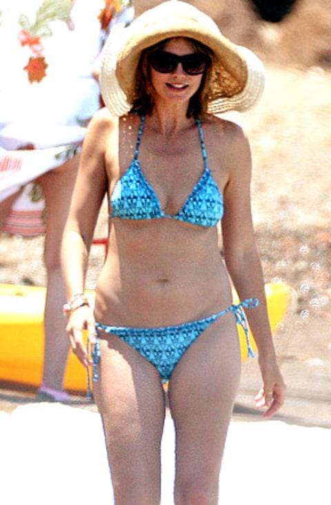 Heidi Klum in Bikini