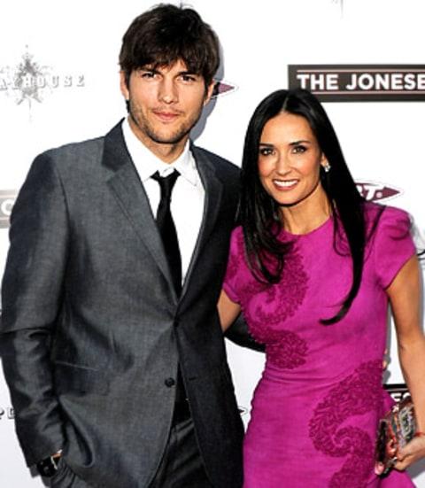 Ashton Kutcher: My Wif...