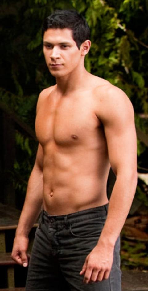 Alex Meraz | Eclipse's Top 10 Shirtless Hunks | Us Weekly